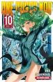 Couverture One-punch man, tome 10 Editions Kurokawa 2018