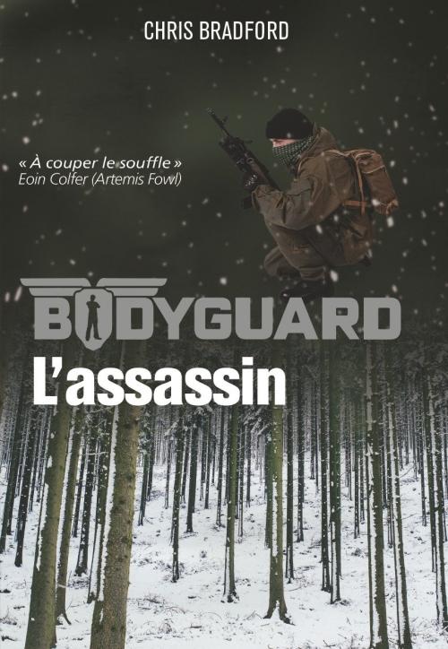 Couverture Bodyguard, tome 5 : L'assassin