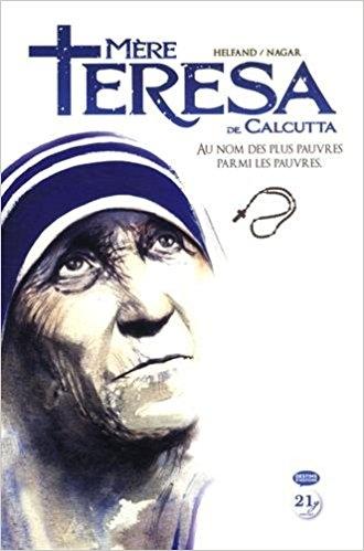 Couverture Mère Teresa de Calcutta