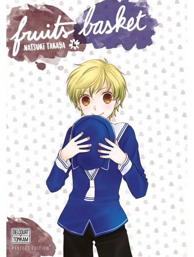 Couverture Fruits Basket perfect, tome 4