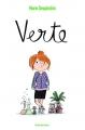 Couverture Verte, tome 1 Editions L'école des loisirs (Neuf) 2017