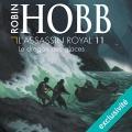 Couverture L'Assassin royal, tome 11 : Le Dragon des glaces Editions Audible studios 2017