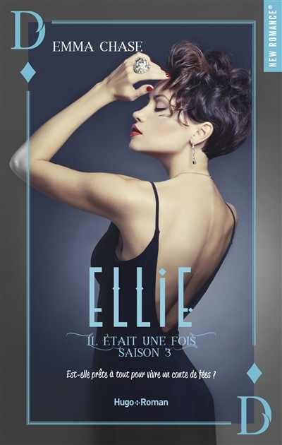 Couverture Il était une fois, tome 3 : Ellie