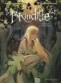 Couverture Brindille, tome 1 : Les chasseurs d'ombre Editions Vents d'ouest 2018