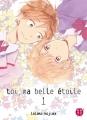 Couverture Toi, ma belle étoile, tome 1 Editions Nobi nobi ! (Shôjo kids) 2018