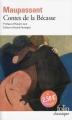 Couverture Contes de la bécasse Editions Folio  (Classique) 2017