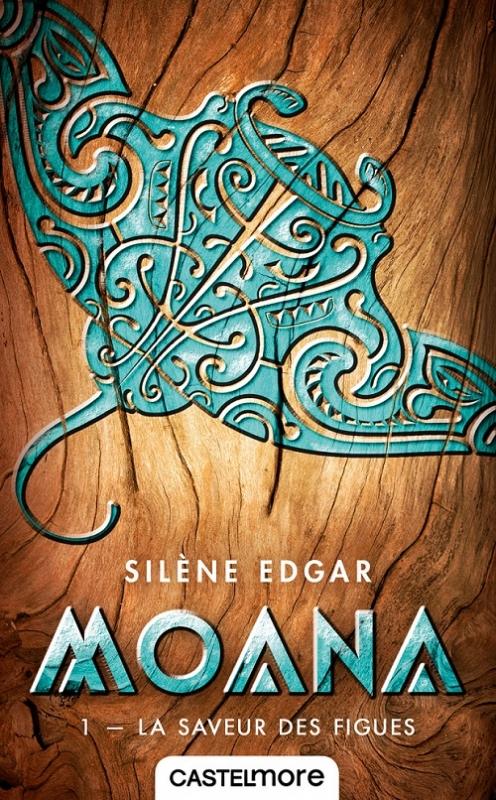 Couverture Moana, tome 1 : La saveur des figues