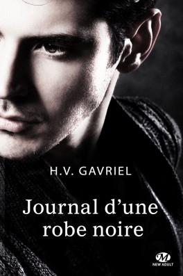 Couverture Journal d'une robe noire