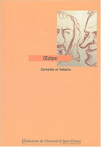 Couverture Oedipe