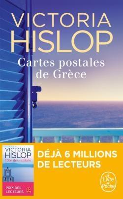 Couverture Cartes postales de Grèce