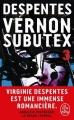Couverture Vernon Subutex, tome 3 Editions Le Livre de Poche 2018