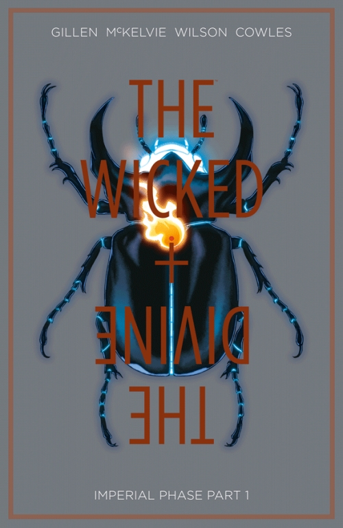Couverture The wicked + the divine, tome 5