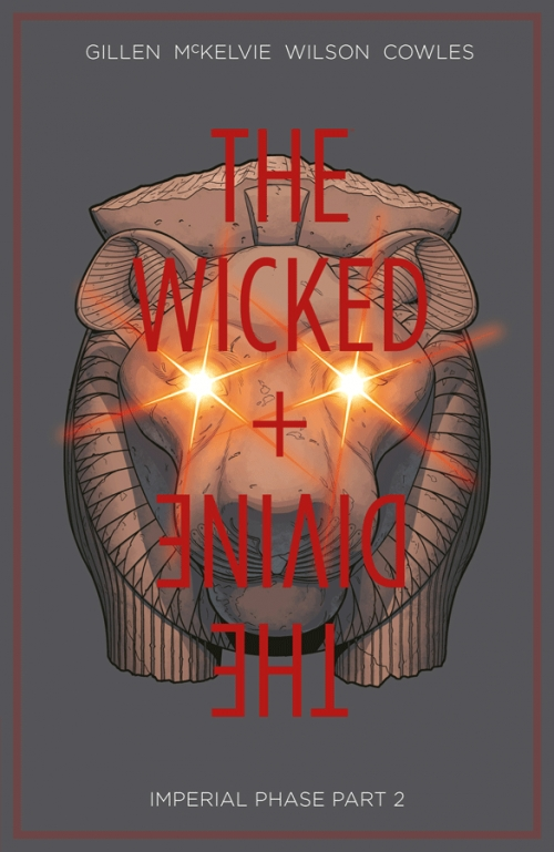 Couverture The wicked + the divine, tome 6