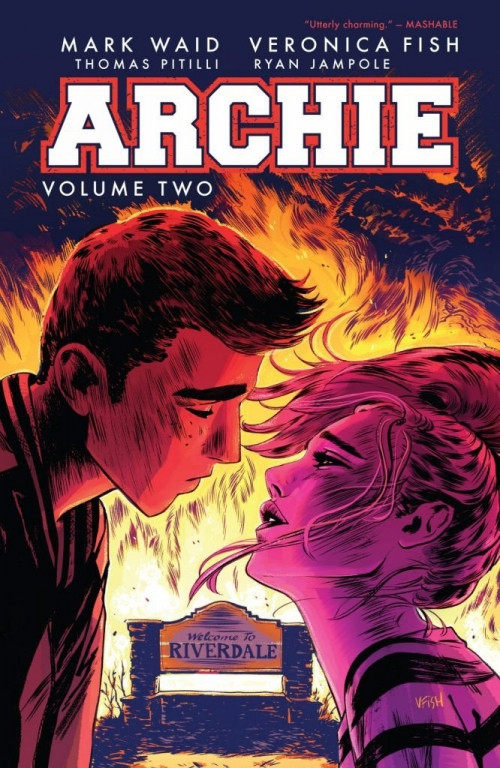 Couverture Archie, book 2