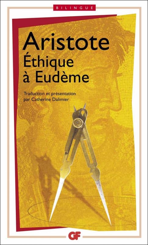 Couverture Ethique à Eudème