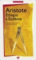 Couverture Ethique à Eudème Editions Flammarion (GF - Bilingue) 2013