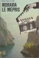 Couverture Le mépris Editions Le Livre de Poche 1968