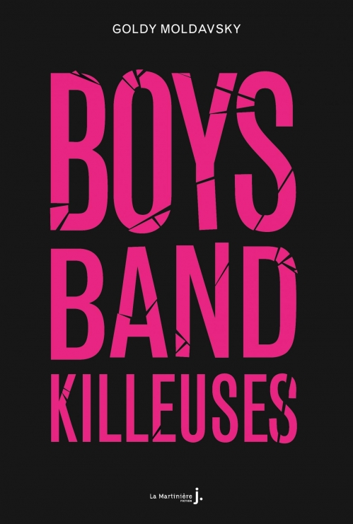 Couverture Kill the Boy Band