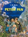Couverture Peter Pan (roman) Editions Gründ 1990