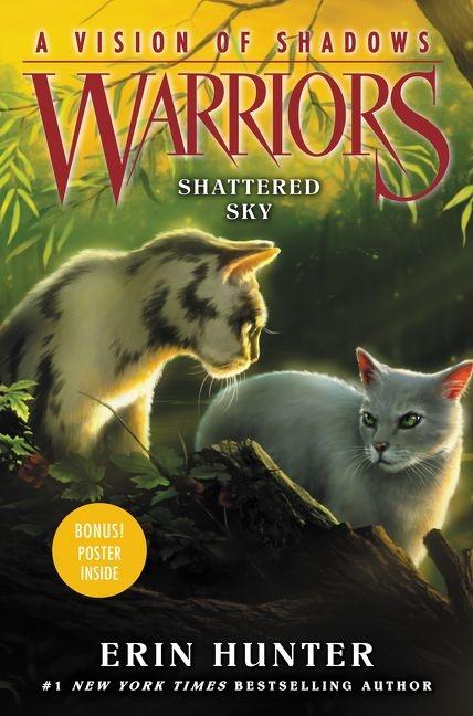 Couverture La guerre des clans, cycle 6, tome 3