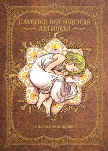 Couverture L'atelier des sorciers : Artbook