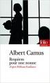 Couverture Requiem pour une nonne Editions Folio  (Théâtre) 2016