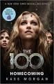 Couverture Les 100, tome 3 : Retour Editions Hodder & Stoughton 2015