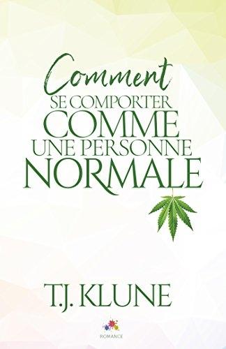 Couverture Comment ...., tome 1 : Comment se comporter comme une personne normale