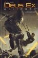 Couverture Deus Ex Universe : Dissidence Editions Mana books 2018