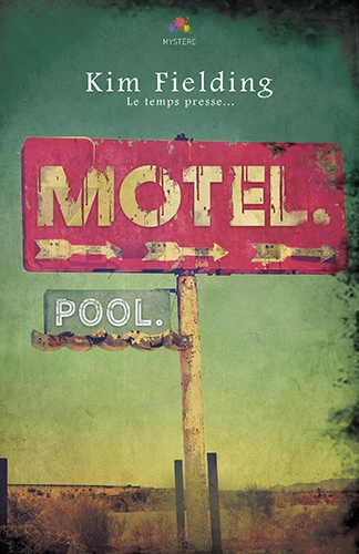 Couverture Motel. Pool.