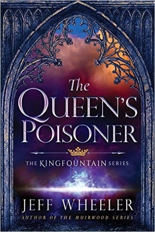 Couverture Kingfountain, book 1: The Queen's Poisoner
