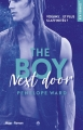 Couverture The boy next door Editions Hugo & cie (Blanche - New romance) 2018