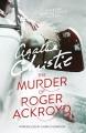 Couverture Le meurtre de Roger Ackroyd Editions HarperCollins (Agatha Christie signature edition) 2013
