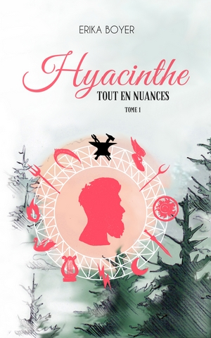 Tout en nuances - Tome 1 : Hyacinthe d'Erika Boyer Couv54651738