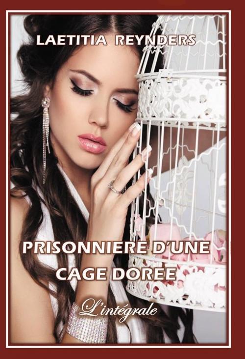 Couverture Prisonnière d'une cage dorée, intégrale