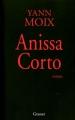 Couverture Anissa Corto Editions Grasset 2000