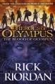 Couverture Héros de l'Olympe, tome 5 : Le Sang de l'Olympe Editions Puffin Books 2015