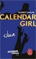 Couverture Calendar girl, tome 06 : Juin Editions Le Livre de Poche 2018