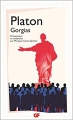 Couverture Gorgias Editions Flammarion (GF) 2018