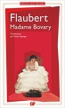 Couverture Madame Bovary, intégrale Editions Flammarion (GF) 2018
