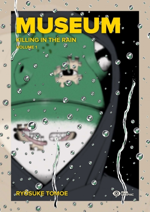 Couverture Museum : Killing in the rain (grand format), tome 1