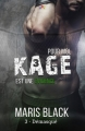 Couverture Kage, tome 3 : Démasqué Editions MxM Bookmark (Romance) 2018