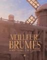 Couverture Le veilleur des brumes Editions Milan (Grafiteen) 2018