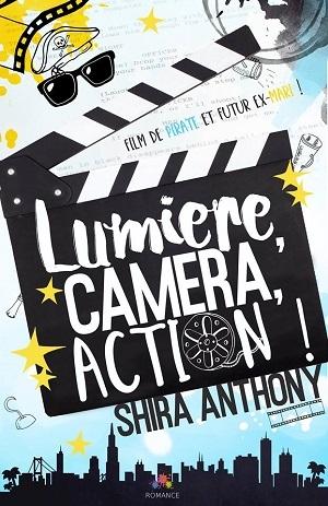 Couverture Lumière, caméra, action !