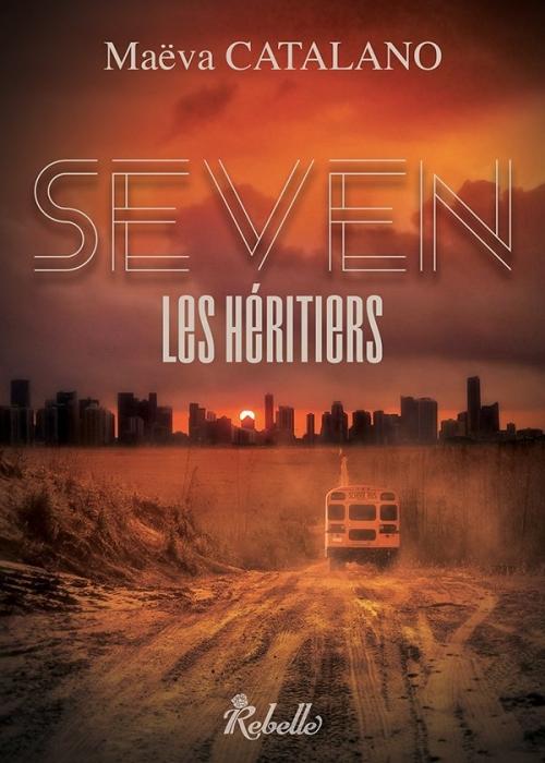Couverture Seven : Les héritiers