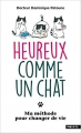 Couverture Heureux comme un chat Editions Points (Document) 2017