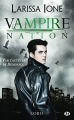 Couverture Vampire nation, tome 2.5 : Lobo Editions Milady 2018