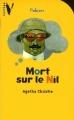 Couverture Mort sur le Nil Editions Vertige 1998
