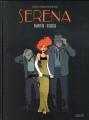 Couverture Serena Editions Sarbacane (BD) 2018
