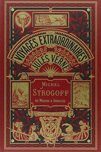 Couverture Michel Strogoff, tome 1